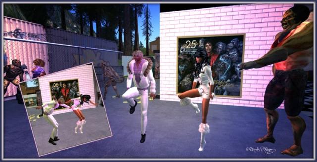 ~Thriller Dance~
