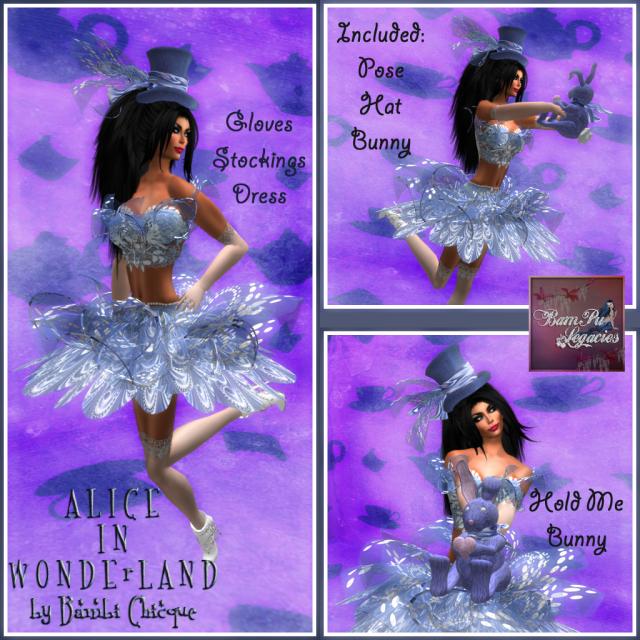 """""""Alice"""" of Alice In Wonderland"""