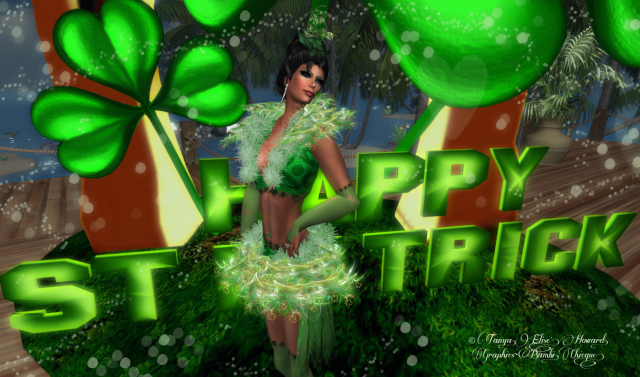 St Patrick's Day Event at Two Moons Paradise
