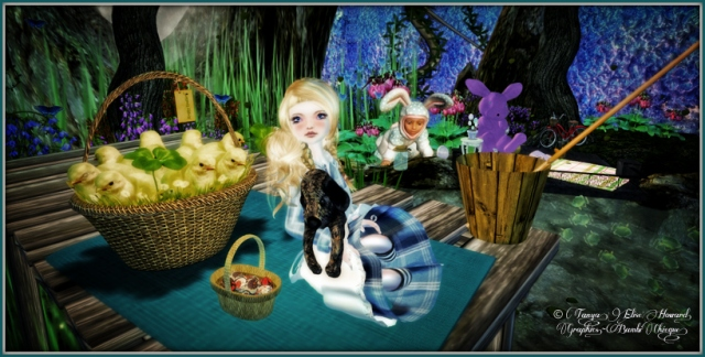 Happy Easter 2013 ~ EBH3 Hunt Goodies