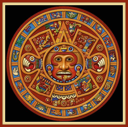 Mayan Calendar 2013