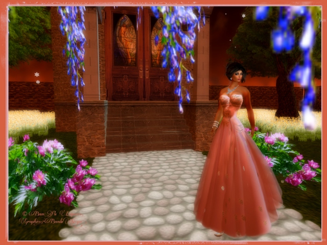Chapel Of Love ~ Gown by FA Creations