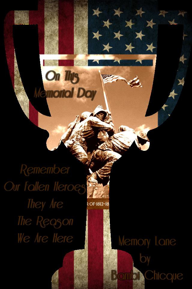 Memorial Day Logo