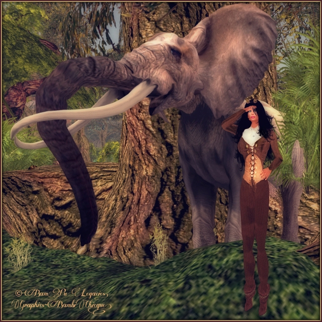 """Together Beyond Borders"" by Bambi Chicque ~ Outfit by Rag Dollz"