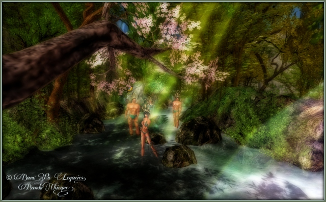 The BamPu Clan ~ River Of Trance on Planet Enigmace