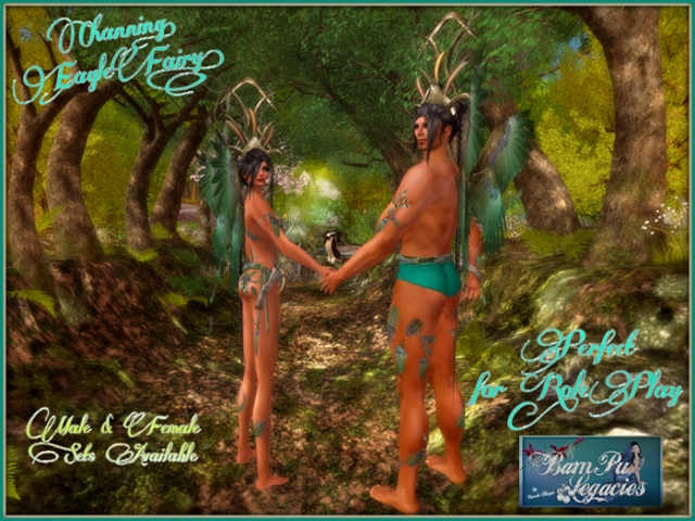 COURAGE ~ Bambina & Harlove in the Tunnel Of Secrets