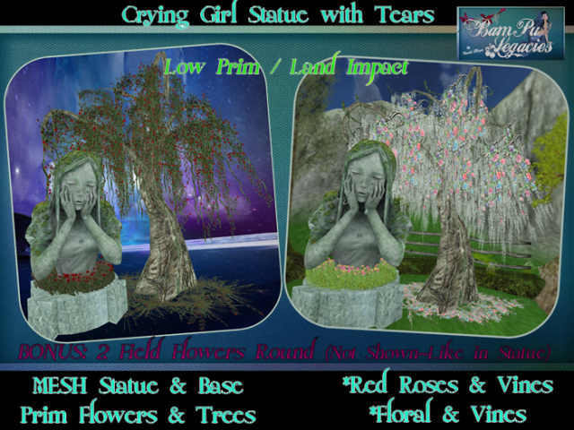 BC~Crying Statue Market Ad Page 2a