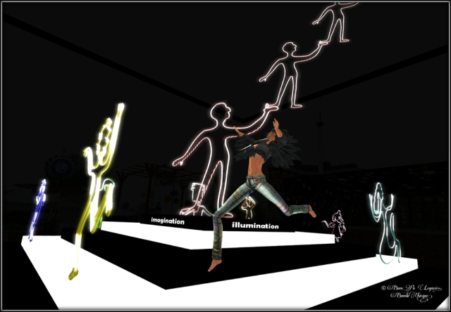 """Inspiration"" ~ Dancing at SLB10"