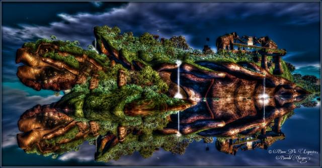 Spellbound Isle ~ SLB10