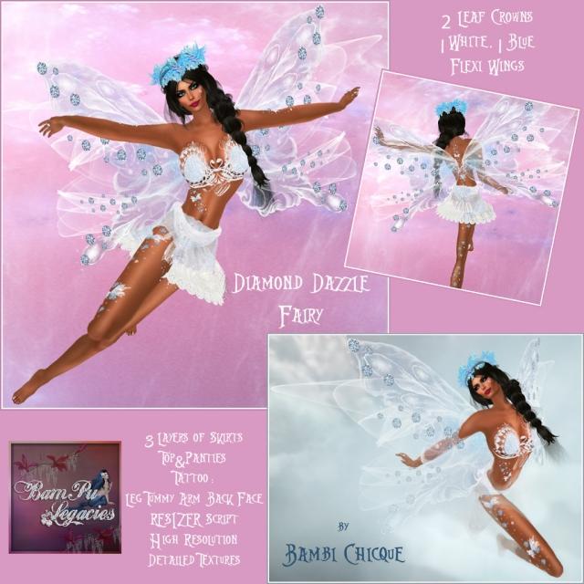 Diamond Dazzle Fairy
