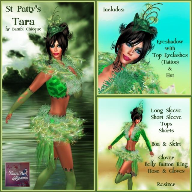 "St Patty's ""Tara"""