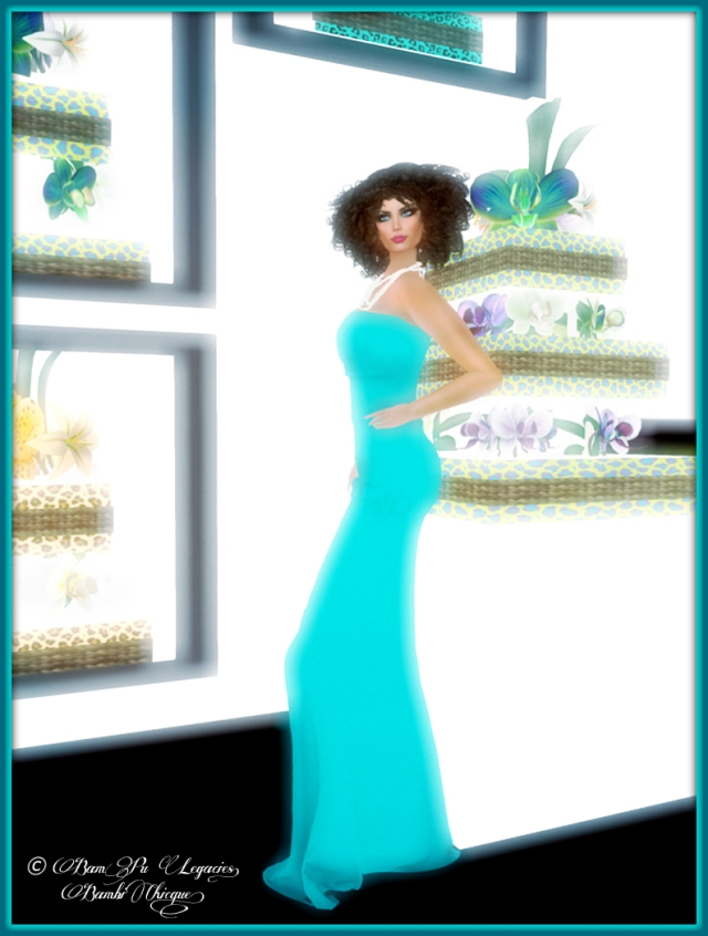 Wedding Cakes at Grumble ~ Eversong ~ Allie Monro