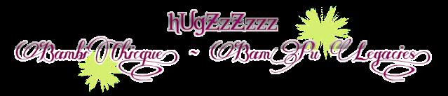 BC~Hugzzzz Bambi Chicque Signature logo