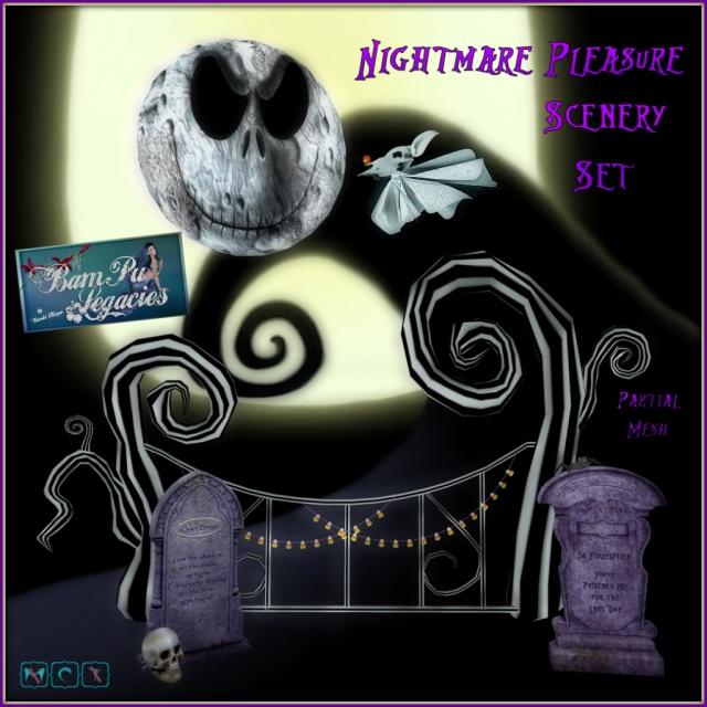 Nightmare Pleasure Scenery