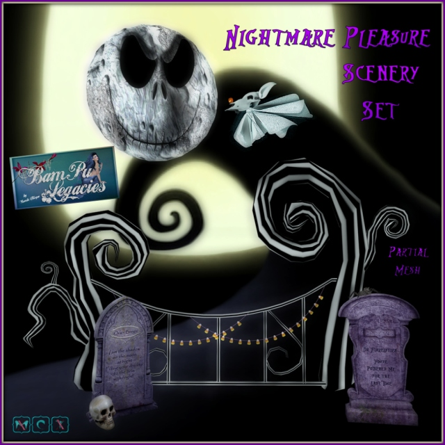 Nightmare Pleasure Scenery
