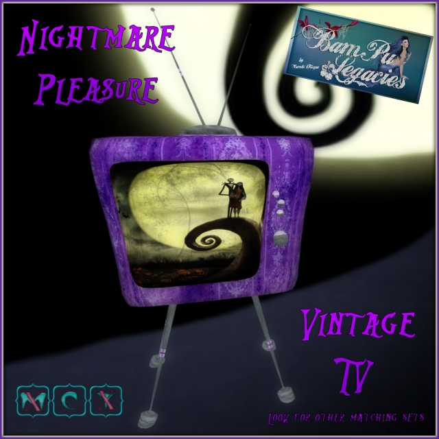 Nightmare Pleasure Vintage TV