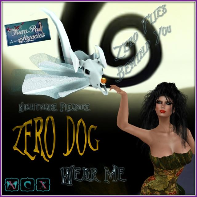 Nightmare Pleasure Zero Dog Fly Behine Me!
