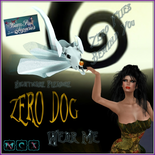Nightmare Pleasure Zero Dog Fly Behine Me!