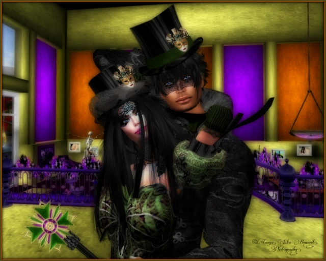 ~Halloween Grind~  Dancing At The Grind in SecondLife!