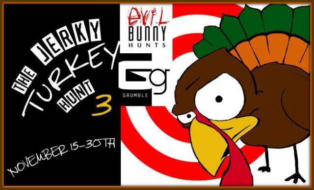 Jerkey Turkey Hunt 3 AD