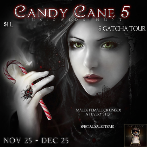 CCH5 Candy Cane 5 Gridwide Hunt & Gacha Tour