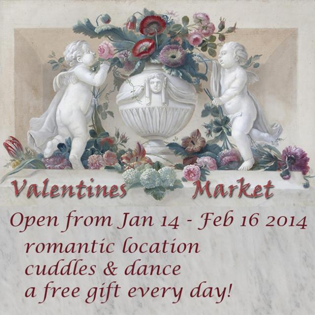 Valentines Market AD