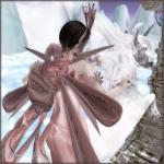 Banshee Spirit Fairy SnailWings