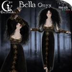 Bella Onyx2 by LesEncantades