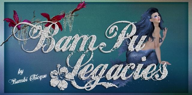 ™ BamPu Legacies Logo