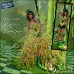 Masquerade Morpheus Corset Dress SetAD