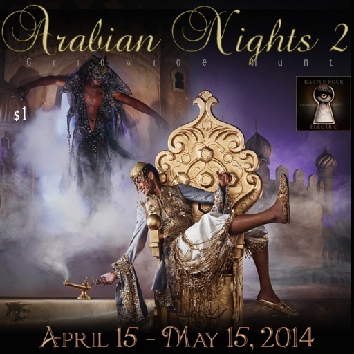 Arabian Nights 2 Gridwide Hunt 2014