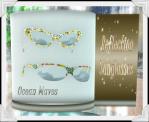 Reflection Sunglasses Close-Up