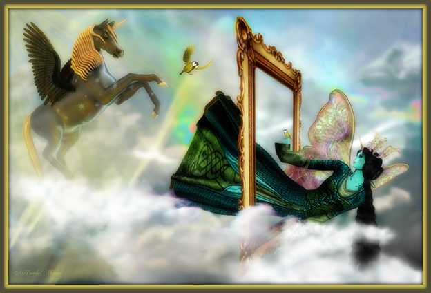 """""""Ascent Of Andra"""" by Bambi Chicque"""