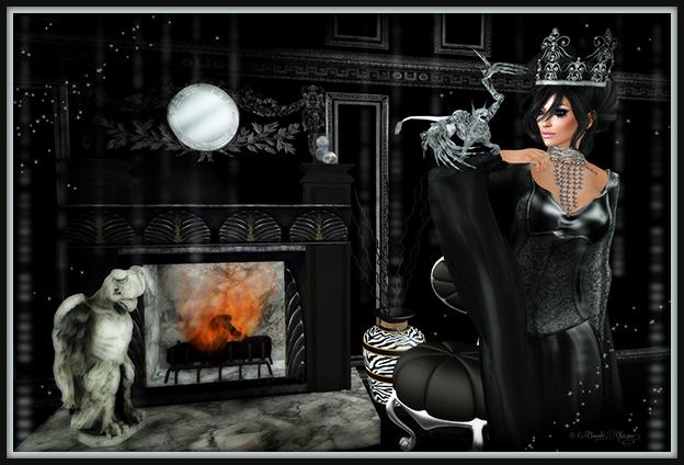 """Modern Empress"" by Bambi Chicque"