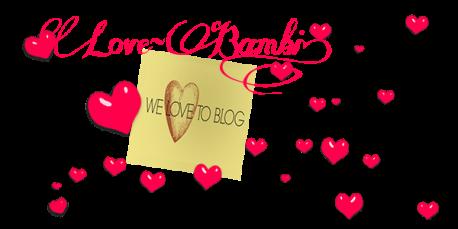 WLTB LoveBambi Logo