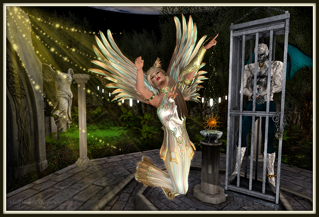 """""""Please Don't Seize My Angel"""" by Bambi Chicque"""