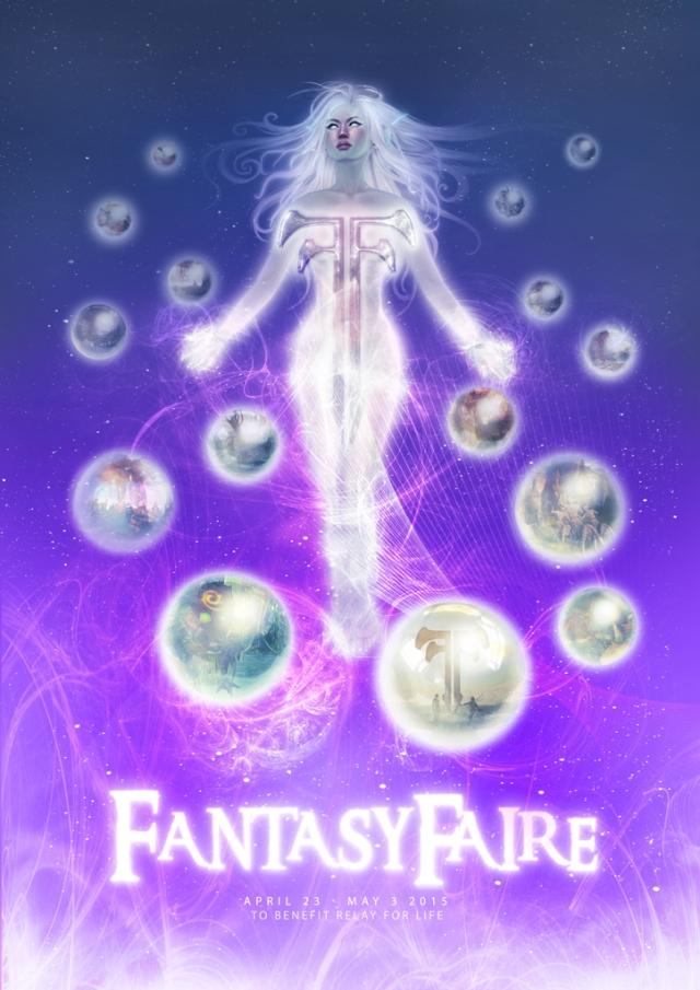 Fantasy Faire 2015 Main Logo