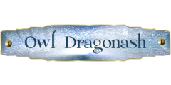 Owl Dragonash Banner.