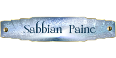 Sabbian Paine Banner.