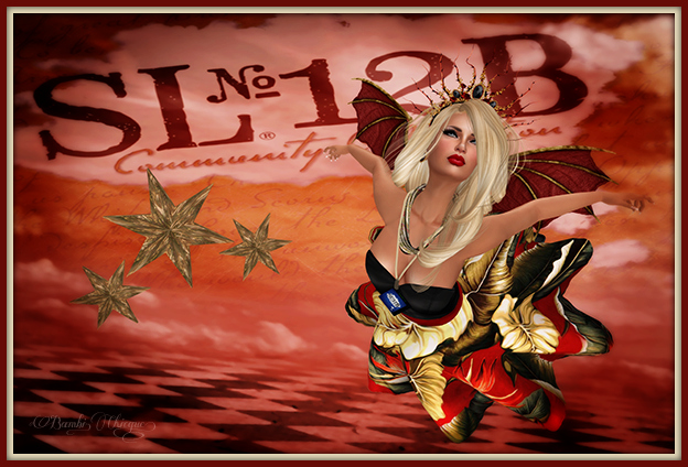 """SL12B Dreaming"" by Bambi Chicque"