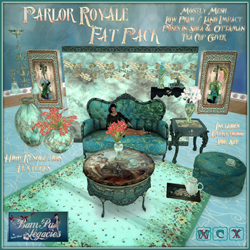BC~Parlor Royale FAT PACK