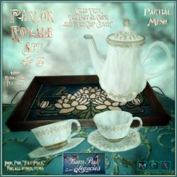 BC~Parlor Royale SET #5