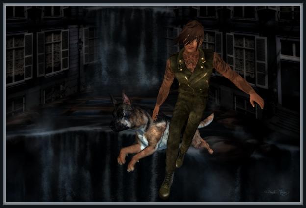 """Street Run"" by Bambi Chicque"