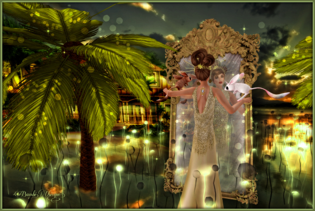 """""""Elusive Mirror Take Me Home"""" by Bambi Chicque"""