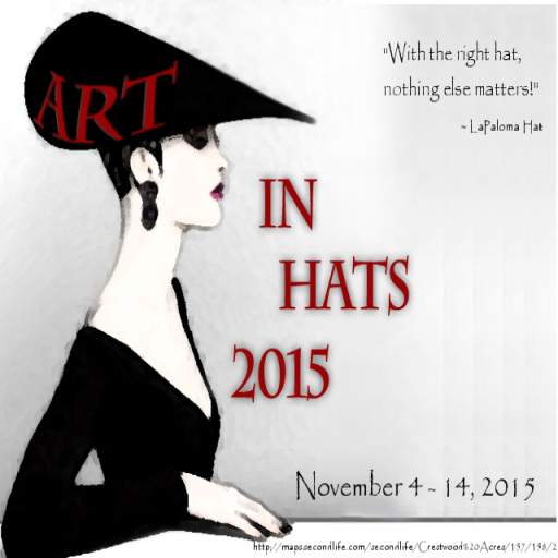 Art in Hats 2015