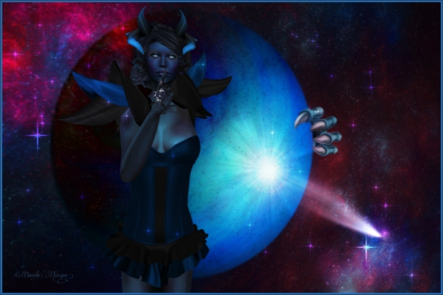 """""""Moon Shadow Secrets"""" by Bambi Chicque"""