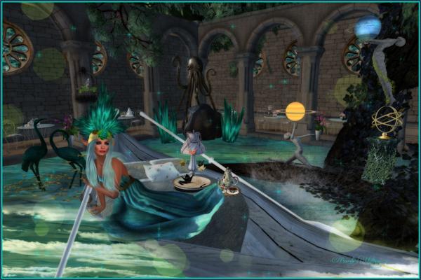 """""""Rendevous Par La Mer' by Bambi Chicque"""