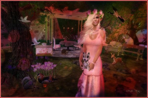 """Spring Forward"" by Bambi Chicque"