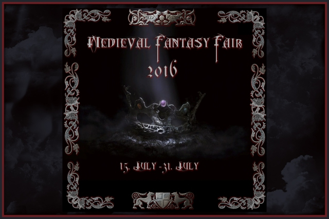 Medieval Fantasy Fair 2016 Kings & Queens