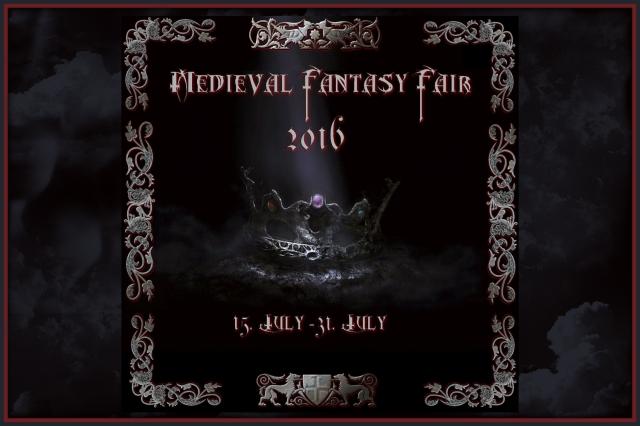 Medieval Fantasy Fair 2016 Kings & Queens